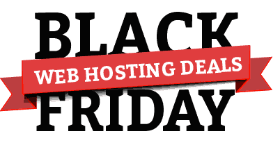 Black Friday 2020 web hosting discount